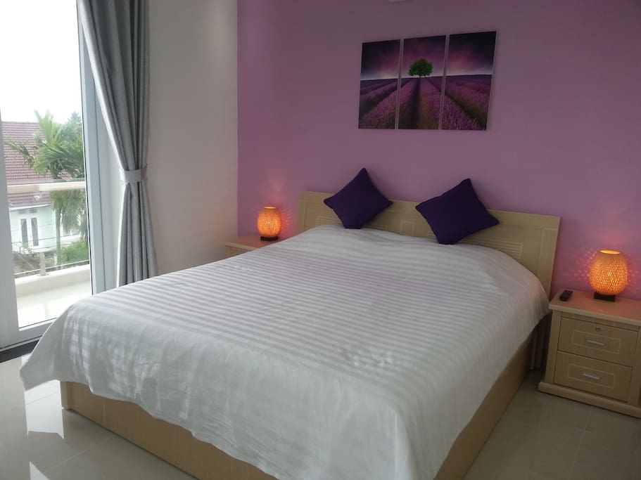 Ricefield Homestay Room
